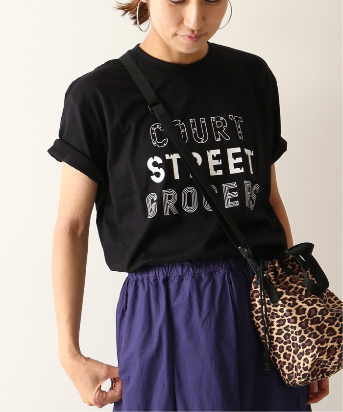 COURT STREET GROCERS COURTST GROCERS Tシャツ◆