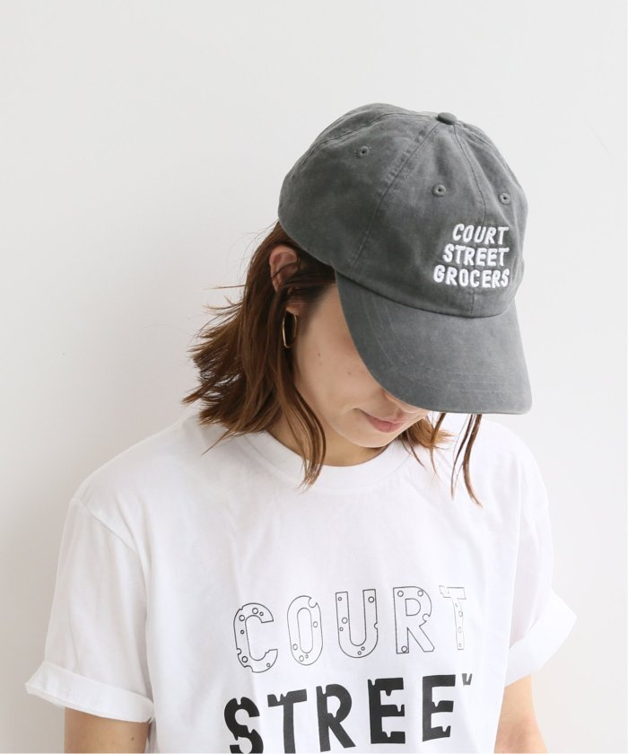 COURT STREET GROCERS キャップ