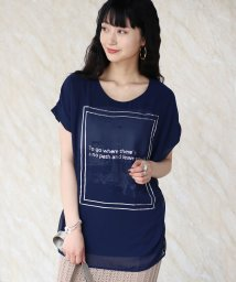 Bou Jeloud/TOKYOTOWR3SロゴTシャツ/502400570