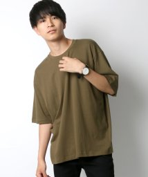 LAZAR/Lazar/ラザル 【WEB限定】 別注 ビッグシルエット無地Tシャツ/502402511
