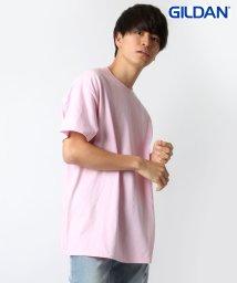 LAZAR/GILDAN/ギルダン WEB限定 ビッグシルエットUSAフィット1/2スリーブTシャツ/502402512