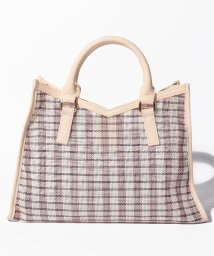 INTER-CHAUSSURES IMPORT/Hashibami Berg Mesh Trapezoid 2Way Tote 【ベルグ メッシュ 台形2ウェイ トート】/502420716