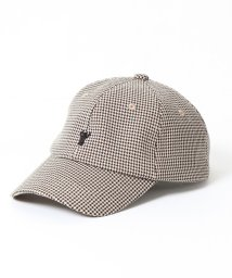 coen/ガンクラブチェックコーエンベアキャップ/502426130