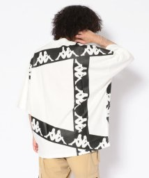 LHP/Kappa/カッパ/【web限定】ラインオムニロゴ ビッグTシャツ/502431685