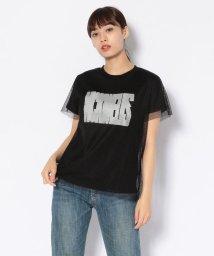 B'2nd/REKISAMI(レキサミ)別注チュールレイヤードTシャツ/502431686