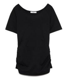emmi yoga/【emmi yoga】カップ付きTシャツ/502433598