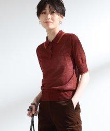 Ray BEAMS/FRED PERRY × Ray BEAMS / 別注 ニット ポロシャツ/502435135
