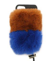 RoyalFlash/A SCENE/エーシーン/ 2-layer fur case (iphone6/6s/7/8 共通サイズ)/502436157