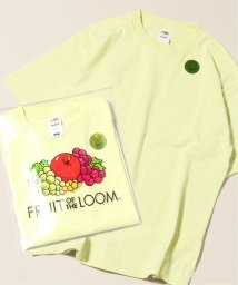 JOURNAL STANDARD relume Men's/《追加》FRUIT OF THE LOOM×relume / 別注 EMBROIDERY Tシャツ/502436538