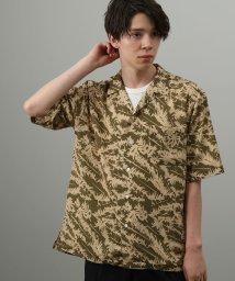 JUNRed/ボタニカルプリントシャツ/502436930