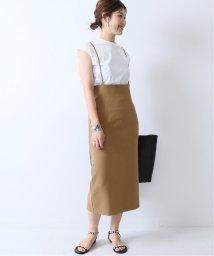 NOBLE/《追加予約》ショルダーストラップサロペットスカート5◆/502437555