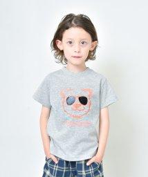 RADCHAP/【プチプラ】サングラスくま半袖Tシャツ(90~140cm)/502437635