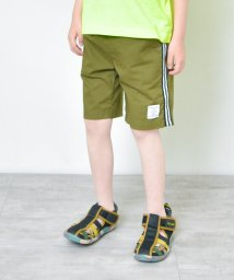 RADCHAP/【プチプラ】サイドラインショートパンツ(90~140cm)/502437638