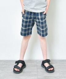 RADCHAP/【プチプラ】チェック柄ショートパンツ(90~140cm)/502437639
