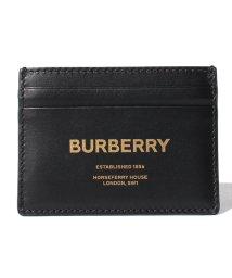 BURBERRY/【BURBERRY】Horse ferry print カードケース/502423674