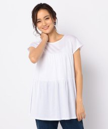fredy emue/ティアードチュニックTシャツ/502429038