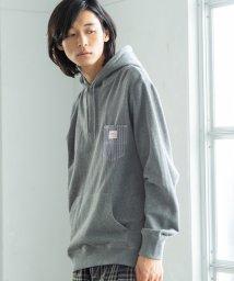 coen/【女性にもオススメ】【WEB限定】SMITH別注ポケットスウェットパーカー/502439595