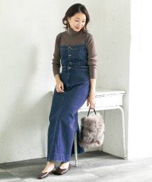URBAN RESEARCH ROSSO/【予約】ROSSO×Lee <別注>DENIM JUMPER SKIRT/502439997
