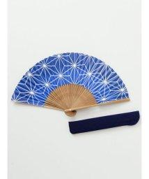 KAYA/【カヤ】和の香り 紳士用紙扇子 袋付き 7HJP9210/502440221