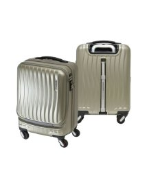 FREQUENTER/フリクエンター スーツケース 機内持ち込み Sサイズ フロントオープン ストッパー付き 静音 軽量 34L 1-216/502440463