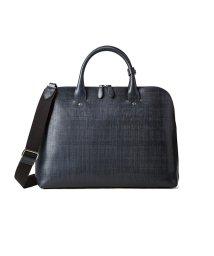 SLOW/スロウ トラディショナル シグマ ビジネスバッグ メンズ 本革 薄型 2WAY A4 SLOW Traditional sigma 826st01h/502440581