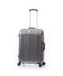 ASIA LUGGAGE/アジアラゲージ スーツケース Mサイズ ストッパー フレーム イケかる 軽量 ALI-1031-24S  62L/502440665