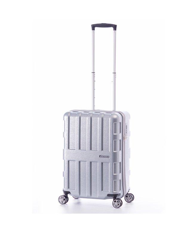 カバンのセレクション アジアラゲージ スーツケース 機内持ち込み Sサイズ マックスボックス 40L A.L.I MAXBOX MOZAIC ALI 2511 ユニセックス シルバー フリー 【Bag & Luggage SELECTION】