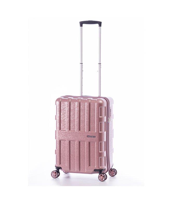 カバンのセレクション アジアラゲージ スーツケース 機内持ち込み Sサイズ マックスボックス 40L A.L.I MAXBOX MOZAIC ALI 2511 ユニセックス ピンク フリー 【Bag & Luggage SELECTION】