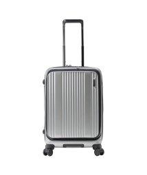 BERMAS/バーマス インターシティ スーツケース Mサイズ/53L フロントオープン ストッパー USBポート BERMAS 60501/502440702