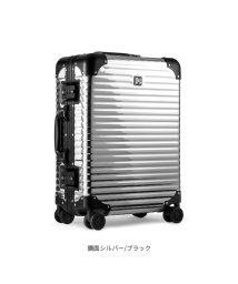 LANZZO/ランツォ スーツケース 機内持ち込み LANZZO DIAMOND 34L Sサイズ ダイアモンド アルミボディ アルミフレーム/502440772