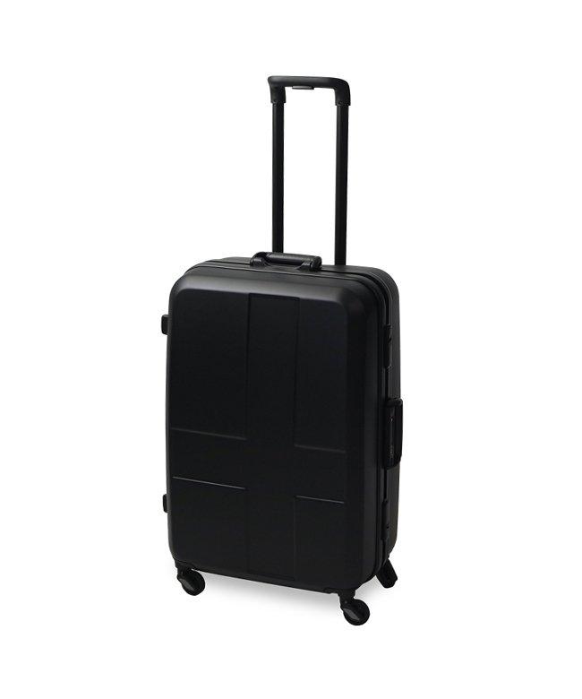 カバンのセレクション イノベーター スーツケース Mサイズ フレーム 軽量 innovator 60L inv−58 ユニセックス ブラック系1 フリー 【Bag & Luggage SELECTION】