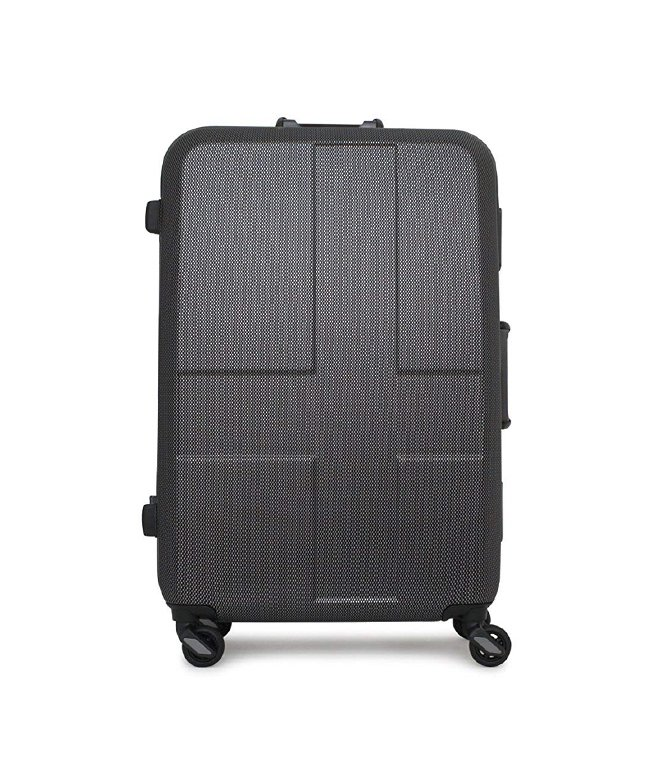 カバンのセレクション イノベーター スーツケース Lサイズ フレームタイプ 軽量 大型 大容量 innovator 90L inv−68 ユニセックス ブラック フリー 【Bag & Luggage SELECTION】