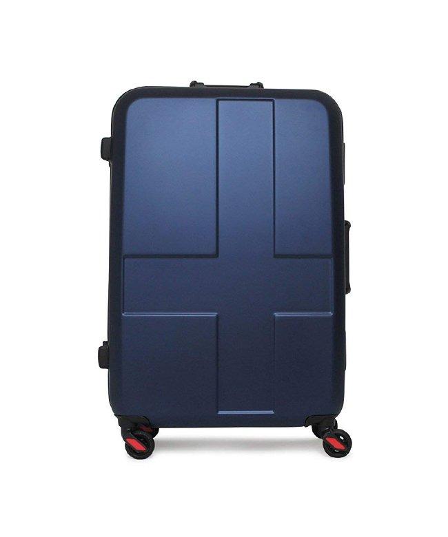 カバンのセレクション イノベーター スーツケース Lサイズ フレームタイプ 軽量 大型 大容量 innovator 90L inv−68 ユニセックス ブルー フリー 【Bag & Luggage SELECTION】