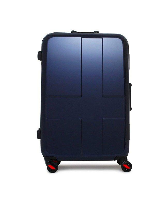 カバンのセレクション イノベーター スーツケース Lサイズ フレームタイプ 軽量 大型 大容量 innovator 90L inv−68 ユニセックス インディゴ フリー 【Bag & Luggage SELECTION】