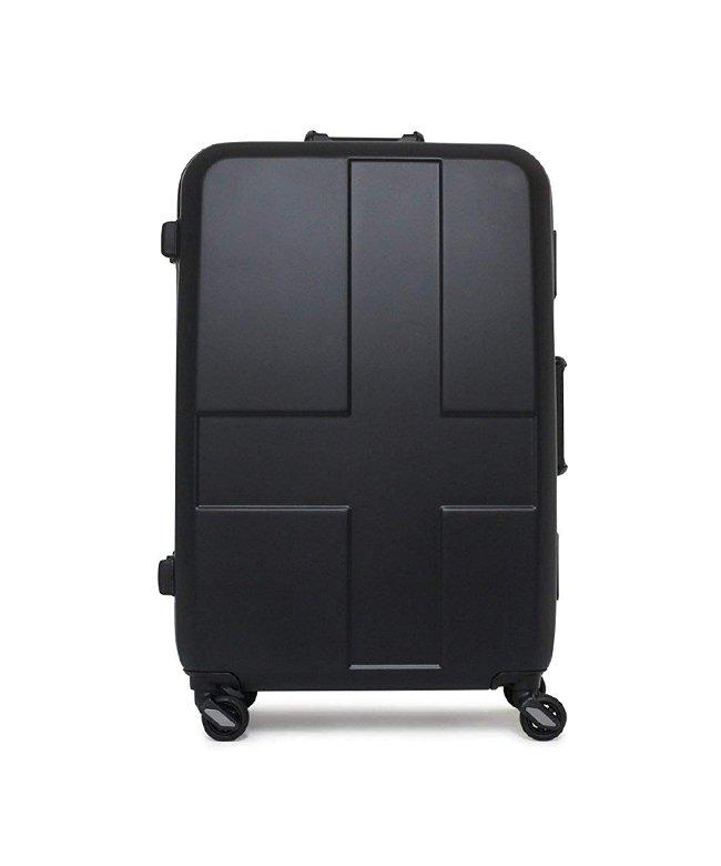 カバンのセレクション イノベーター スーツケース Lサイズ フレームタイプ 軽量 大型 大容量 innovator 90L inv−68 ユニセックス ブラック系1 フリー 【Bag & Luggage SELECTION】