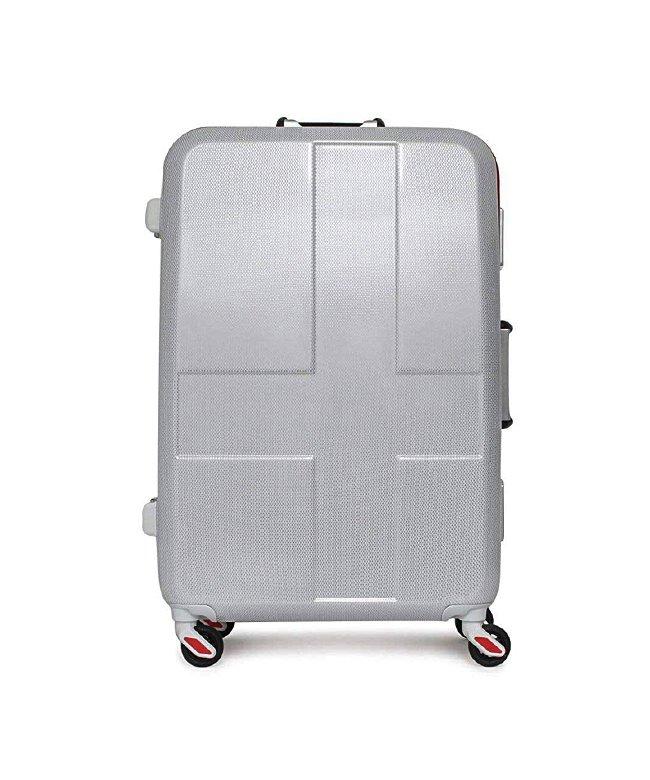 カバンのセレクション イノベーター スーツケース Lサイズ フレームタイプ 軽量 大型 大容量 innovator 90L inv−68 ユニセックス ホワイト フリー 【Bag & Luggage SELECTION】