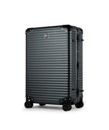 LANZZO/ランツォ スーツケース LANZZO NORMAN LIGHT 64L Mサイズ ノーマンライト アルミフレーム ポリカーボネートボディ/502440945