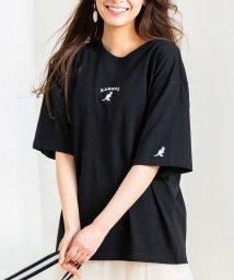 Ranan/(KANGOL)ミニロゴTシャツ      /502410650