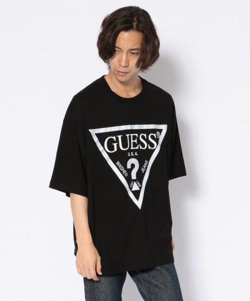 LHP(エルエイチピー)/GUESS/ゲス/別注リフレクターBIG TEE(ティーシャツ)/435119101-60