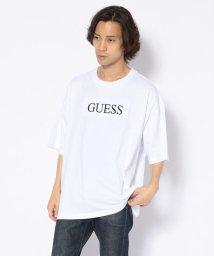 LHP/GUESS/ゲス/別注刺繍BIG TEE(ティーシャツ)/502442812