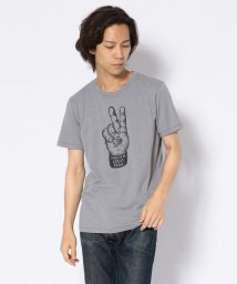 BEAVER/1300FP 1300ファクトリープレイス PEACE PACT ピースパクト Tシャツ/502442816