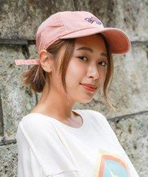 DOUBLE NAME/ピグメント加工刺繍ローCAP(new hattan)/502443431