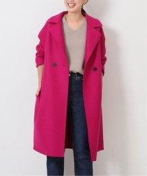 journal standard  L'essage /《予約》【HARRIS WHARF LONDON/ハリス・ワーフ・ロンドン】別注 D.B COAT◆/502443596
