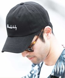 JIGGYS SHOP/「Absolutely」刺繍キャップ / キャップ メンズ 帽子 CAP/502443656