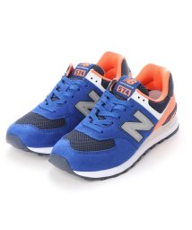 NEW BALANCE/ニューバランス new balance ML574SRD (TEAM ROYAL)/502446022