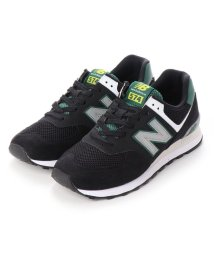 NEW BALANCE/ニューバランス new balance ML574SRA (BLACK)/502446023