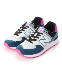 NEW BALANCE/ニューバランス new balance ML574PWC (DARK NEPTUNE)/502446025
