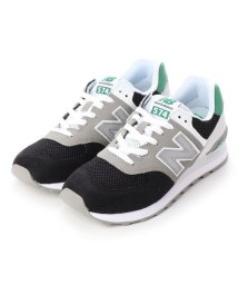 NEW BALANCE/ニューバランス new balance ML574MSB (BLACK)/502446026