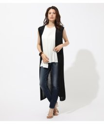 AZUL by moussy/DRY KNIT GILET/502447019