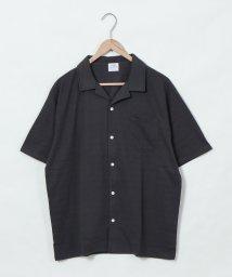 coen/カットオープンカラーシャツ/502430626